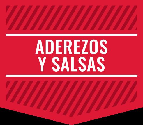 Aderezos y Salsas