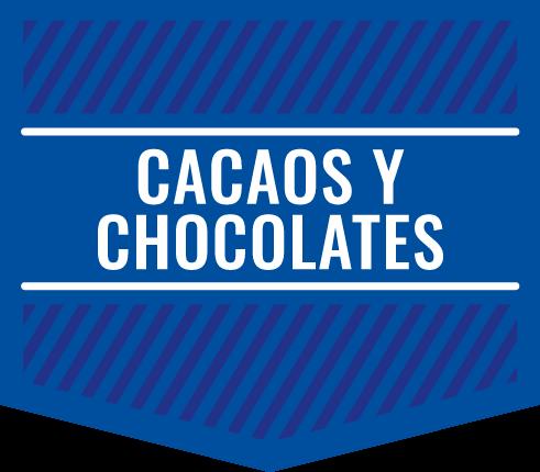 Cacaos y Chocolates