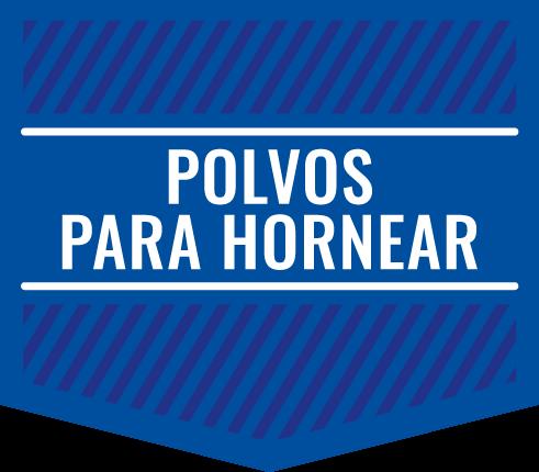 Polvos p/ Hornear